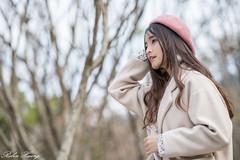 DSC_2631 (Robin Huang 35) Tags: 三義鄉 苗栗縣 中華民國 張淳艾 波比 poppy 鯉魚潭水庫 後池堰 苗栗 遊拍 人像 portrait lady girl nikon d850