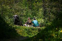 Easter picnic (Julysha) Tags: picnic people naarden acr green grass spring easter april d850 2019 thenetherlands nikkor70300afp couple