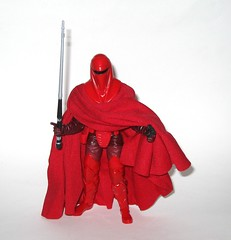 royal guard imperial royal guard star wars the black series 6 inch action figure #38 return of the jedi red and black packaging hasbro 2016 2k (tjparkside) Tags: imperial royal guard emperors 38 star wars black series 6 inch action figure return jedi red packaging hasbro 2016 robe robes emperor palpatine blaster pistol blasters pistols holster episode vi six rotj