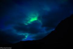 Storm Aurora (nordanheidar) Tags: iceland icelandphotography night nightphotography nature naturephotography storm cloudscape clouds naturewonder