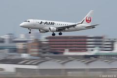 Fukuoka Airport 2019.4.13 (14) (double-h) Tags: omd em1markii omdem1markii lumixgxvariopz45175mmf4056asphpowerois rjff fuk fukuokaairport 福岡空港 airplane 飛行機 observationdeck 展望デッキ