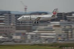 Fukuoka Airport 2019.4.13 (41) (double-h) Tags: omd em1markii omdem1markii lumixgxvariopz45175mmf4056asphpowerois rjff fuk fukuokaairport 福岡空港 airplane 飛行機 observationdeck 展望デッキ