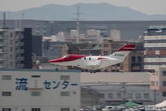 Fukuoka Airport 2019.4.13 (42) (double-h) Tags: omd em1markii omdem1markii lumixgxvariopz45175mmf4056asphpowerois rjff fuk fukuokaairport 福岡空港 airplane 飛行機 observationdeck 展望デッキ