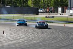 DSC_2970 (Find The Apex) Tags: nolamotorsportspark nodrft drifting drift cars automotive automotivephotography nikon d800 nikond800 tandemdrift tandem tandemdrifting tandembattle nissan 350z nissan350z z33
