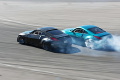 DSC_3090 (Find The Apex) Tags: nolamotorsportspark nodrft drifting drift cars automotive automotivephotography nikon d800 nikond800 tandemdrift tandem tandemdrifting tandembattle nissan 350z nissan350z z33