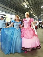 Supanova3 (MissCassandra) Tags: supanova melbourne pink ballgown pinkdress foxxiegal