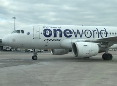 Finnair (Oneworld Livery) Airbus A319-112 OH-LVD (josh83680) Tags: manchesterairport manchester airport man egcc ohlvd airbus airbusa319112 a319112 airbusa319100 a319100 oneworldlivery oneworld livery finnair finn air