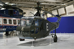 Sikorsky R-4B Hoverfly 1 (KL110) (Bri_J) Tags: rafmuseum hendon london uk museum airmuseum aviationmuseum nikon d7500 aircraft sikorsky r4 hoverfly sikorskyhoverfly helicopter kl110 4346596 wwii raf