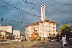 Post Voltaplatz 23 07-05 (hans.hirsch) Tags: post volta platz kreuzung baustelle nord tangente 4056 sankt johann basel
