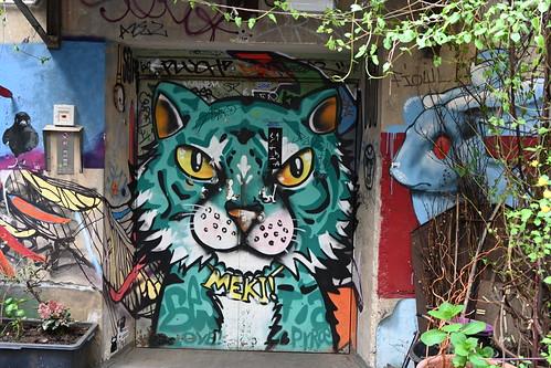 Berlin Centre Peintures Murales Street Art A Photo On
