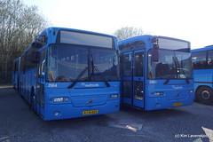 2008' Volvo B12MA-55 Säffle 8500 (Kim-B10M) Tags: 2961 2964 arriva midttrafik