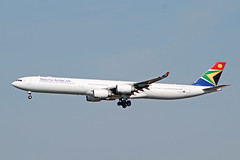 ZS-SNI (afellows80) Tags: airbus a340 a346 southafrican kjfk jfk newyork zssni