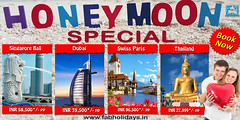 Honeymoon Special Tour Packages! (fabholidays) Tags: