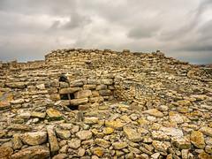 Italy - Sardinia -  Villanovafranca - Nuraghe Su Mulinu - 3500 Year Old Nuraghe Archeological Site (Greg7579) Tags: italy sardinia