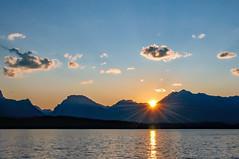 Jackson Lake Sunset #1 (Michael Kerick) Tags: wyoming jacksonlake grandteton
