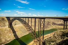 Another Day in the Life (Thomas Hawk) Tags: idaho perrinememorialbridge snakeriver twinfalls usa unitedstates unitedstatesofamerica bridge river fav10 fav25 fav50 fav100
