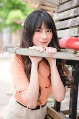 D750-03DSC_0004-p (DDG XIE) Tags: 人像 portrait 羅珮恩 小清新 甜美 天使 微笑 sweet pretty cute girl lady beauty light smile happyplanet asiafavorites