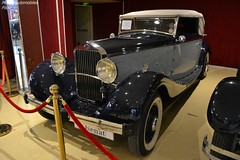 Delage D8-15 Cabriolet Chapron 1934 (Monde-Auto Passion Photos) Tags: voiture vehicule auto automobile delage d815 cabriolet chapron ancienne classique rare rareté vente enchère osenat france fontainebleau