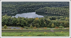 The lonely lake (Logris) Tags: see lake natur nature forest wald green grün water wasser canon