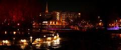 IMG_7509-1 (andréechevalier) Tags: riviere ville lumière nuit joliette eau