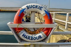 Buckie Harbour - Aberdeenshire Scotland - 19th April 2019 (DanoAberdeen) Tags: danoaberdeen candid amateur 2019 buckie buckiescotland moraycoast aberdeenshire ship northsea harbour water moray vessels boats