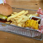 2019-04-26 lunch with a colleague today involved the Vegan mini-munch lunch from @steakcattleandroll ... delicious #vegan #instafood #glasgow thumbnail
