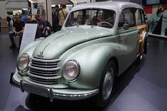 1950 DKW F89 P Meisterklasse Front (Joachim_Hofmann) Tags: auto fahrzeug verbrennungsmotor ottomotor dkw zweitakt kombi kraftfahrzeug kfz