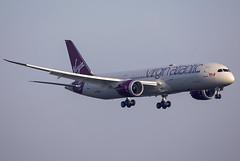 G-CVRU // Virgin Atlantic // B787-9 // Heathrow (SimonNicholls27) Tags: gcvru virgin atlantic dreamliner 7879 heathrow vs lhr egll