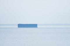 Oil tanker at the horizon (JarkkoS) Tags: 70200mmf28efledvr boat boating d500 finland horizon oiltanker porvoo ship söderskär tc17eii tanker uusimaa