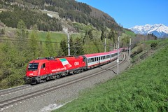 DSC_0703_1216.015 (rieglerandreas4) Tags: 1216015 fahne italien italy brennereisenbahn brennerbahn öbb tirol tyrol austria österreich iltricolore