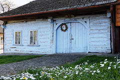 Easter at Lanckorona (h3rmes) Tags: lanckorona village wooden houses malopolska kraków poland architecture rural