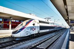 LAI_0632 (Hans-Peter Kurz) Tags: railway railroad reisen railscape eisenbahn zug train transport outdoor france frankreich tgv sncf mannheim hbf hauptbahnhof hochgeschwindigkeitszug inoui kbs670 br310