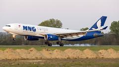 TC-MCZ (fakocka84) Tags: lisztferencairport lhbp tcmcz mngairlines airbusa330243f