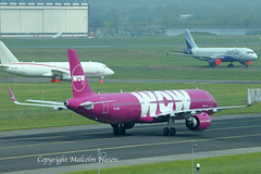 A321-253N TF-DTR WOW AIR (shanairpic) Tags: jetairliner passengerjet a321 airbusa321 neo shannon wowair tfdtr