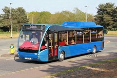 Warrington 102 3 (Nick's Picks 1208) Tags: warringtonboroughtransport warrington optareversa hybrid