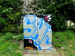 Overschie - SHC (oerendhard1) Tags: graffiti streetart urban art rotterdam oerendhard vandalism illegaal tags throw ups tunneltje underpass overschie shc surch