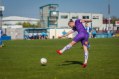 Nuneaton Boro FC vs Altrincham FC - April 2019-207 (MichaelRipleyPhotography) Tags: altrincham altrinchamfc altrinchamfootballclub alty ball community fans football footy goal header kick league libertywaystadium nationalleaguenorth nonleague nuneatonborofc pass pitch preseason referee robins save score semiprofessional shot soccer stadium supporters tackle team vanarama