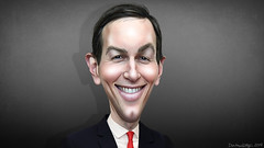 Jared Kushner - Caricature (DonkeyHotey) Tags: jaredcoreykushner jaredkushner republican senioradviser ivankatrump donaldtrump 666 donkeyhotey photoshop caricature cartoon face politics political photo manipulation photomanipulation commentary politicalcommentary campaign politician caricatura karikatuur karikatur