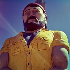 (Talisman39) Tags: americana lumberjack themotherroad route66 az arizona flagstaff