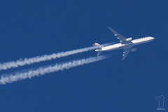 A7-BAL (PM's photography) Tags: rnav rnavspotterspl spotting contrail airline airliner jet plane sky travel aviation avporn avgeek canon 7d eos tamron 150600g2 overflight boeing qr qrt qatar airways a7bal b77w b773er b777