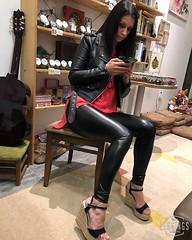 Sexy Leggings and more +++ Like +++ Share +++ Leave a Comment +++ Model: Mary #leggings #wetlookleggings #glanzleggings #sexyleggings #leatherskirt #iloveleather #leatherdress #leather #leatherlove #leatherwear #leathergoods #instagirl #leatherthigts #lea (Sexy Leggings and more) Tags: leggings wetlookleggings glanzleggings sexyleggings leatherskirt iloveleather leatherdress leather leatherlove leatherwear leathergoods instagirl leatherthigts leatherlook hotwife beatiful hotgirls latex legginslove beauty latexfetish leatherette shiny fetishmodel