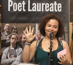 Oakland Youth Poet Laureate (opl_teen) Tags: oakland ca usa