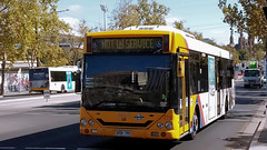 Adelaide Bus (1/4) (Jungle Jack Movements (ferroequinologist)) Tags: king william street north terrace custom coaches obahn jetty road glenelg adelaide metro sa south australia bus transport service carry take journey convey move travel passenger route stop ring bell card city suburb trip conveyance carriage vehicle depot driver trek seat ticket go hail mobile pass coach drive number tour voyage tourism work cover livery commute commuter customer traveller fare toll bas persiaran town mind gap man iveco higer cummins