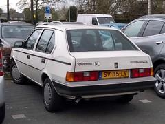 1988 Volvo 340 DL (harry_nl) Tags: netherlands nederland 2019 gorinchem volvo 340 dl sv85lv sidecode4