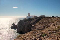 Faro at Cape St Vincent (christina.marsh25) Tags: algarve portugal sea atlantic ocean faro lighthouse cape st vincent