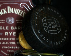 JD Rye (Luke Y.) Tags: ribbet macromonday bottlecap cork jackdaniels singlebarrel rye whiskey bourbon tennessee drink alcohol proof liquor booze adult beverage cocktail wood macro