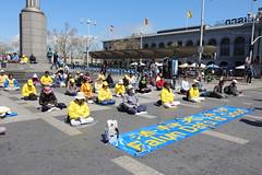 Falun Gong (Ray Cunningham) Tags: cult falun gong dafa san francisco california