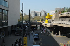 Architectural Features at Southbank Centre, London, UK (girasombra) Tags: