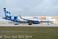 DSC_4019Pwm (T.O. Images) Tags: n809jb jetblue airbus a320 good fll fort lauderdale florida