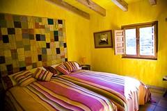 El Dormitorio del Estudio (brujulea) Tags: brujulea casas rurales turre almeria casa rural nacimiento del rincon dormitorio estudio